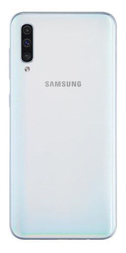 smartphone samsung galaxy a50 branco tela 6.4 cam 25mp 128gb