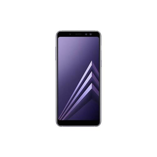 smartphone samsung galaxy a8, 64gb, dual chip, 4g, ametista