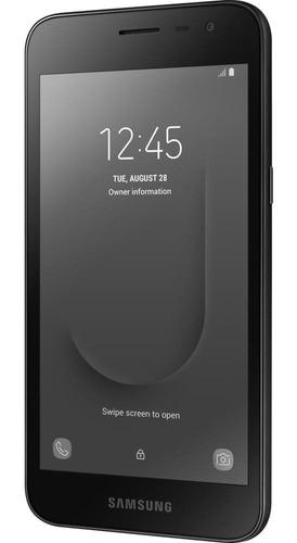 smartphone samsung galaxy j2 core dual chip preto - sm-j260m