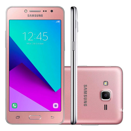 smartphone samsung galaxy j2 prime g532 rose - tv digital