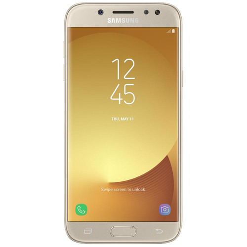 smartphone samsung galaxy j5 pro dourado tela 5,2  androidâ