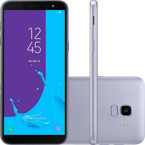 smartphone samsung galaxy j6 32gb dual tela 5.6 tv 13mp - j7
