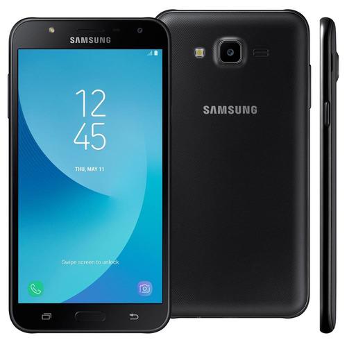 smartphone samsung galaxy j7 neo j701mt preto tela 5.5