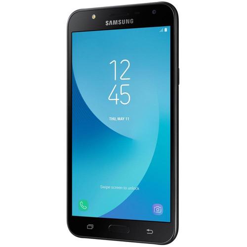 smartphone samsung galaxy j7 neo tv preto tela 5.5 , android