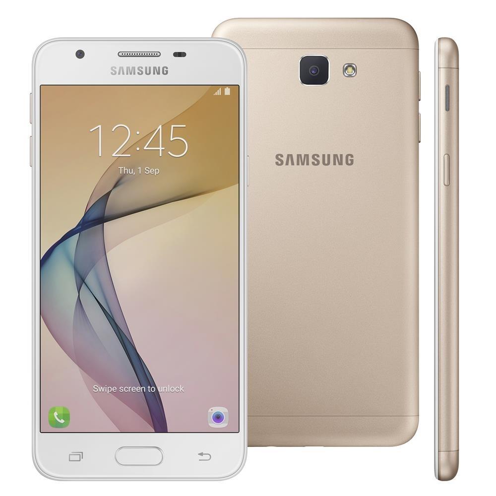 มือถือ ราคาไม่เกิน 10000 บาท ปี 2019 Samsung Galaxy J7 Prime (White Gold)