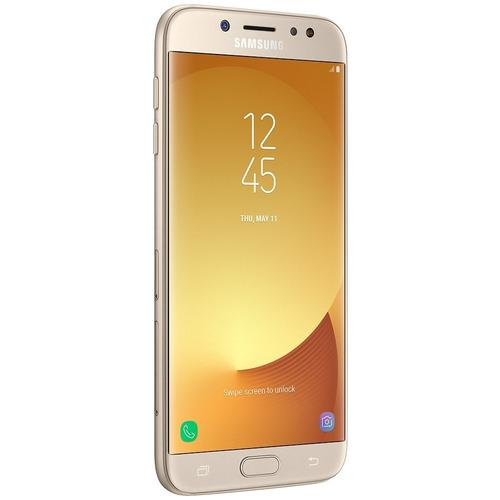 smartphone samsung galaxy j7 pro 64gb dourado j730