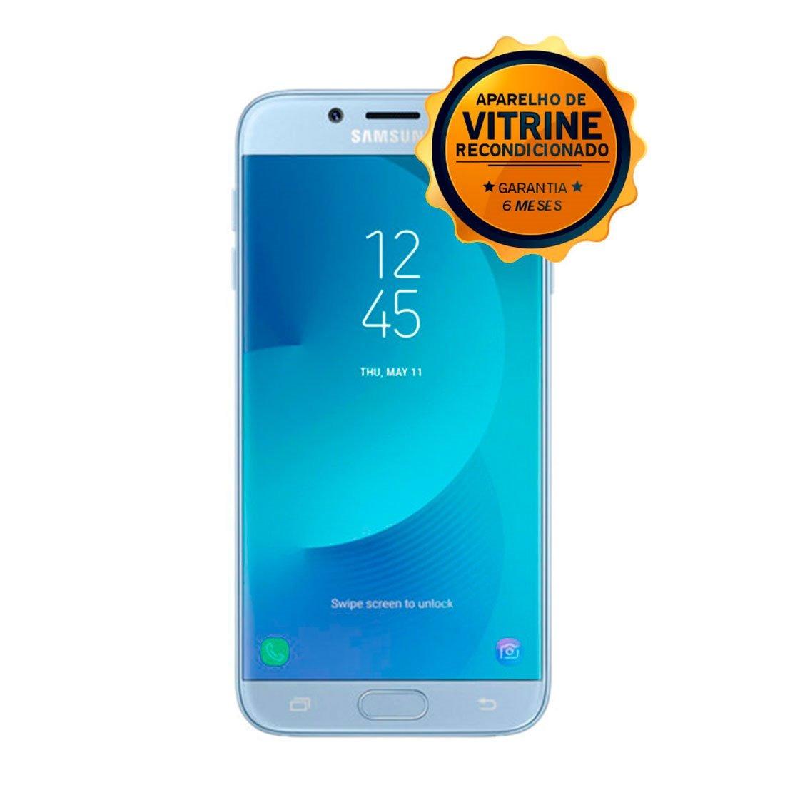 09d28c8cae smartphone samsung galaxy j7 pro dual chip 64gb 3gb ram 13mp. Carregando  zoom.