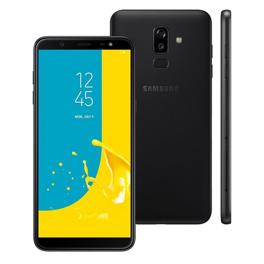 abcaa6e24 Smartphone Samsung Galaxy J8 16mp 64g Tela Infinita De 6