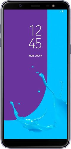 smartphone samsung galaxy j8 prata tela 6.0  android 8.0, cã