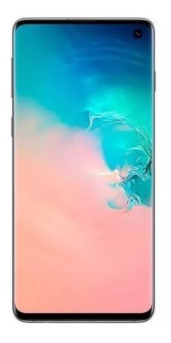 smartphone samsung galaxy s10 g973f  126gb 16mp branco
