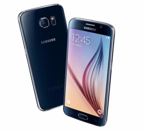 smartphone samsung galaxy s6 4g 32gb-negro zafiro