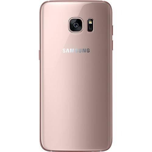 smartphone samsung galaxy s7 edge android 6.0 tela 5.5  32gb