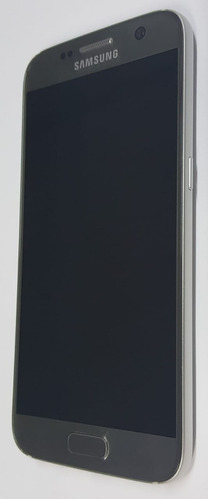 smartphone samsung galaxy s7 g930f prata 32gb (de vitrine)