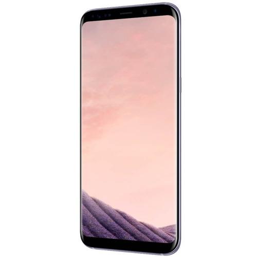 smartphone samsung galaxy s8 plus 6,2  ametista câmera de