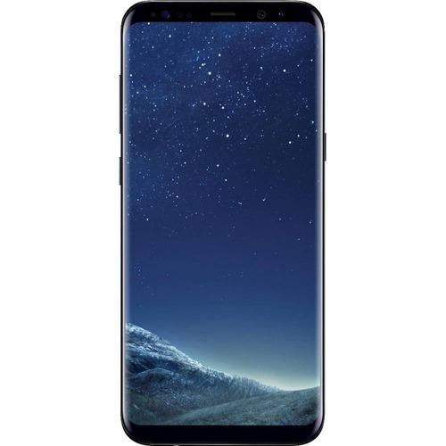 smartphone samsung galaxy s8 plus 64gb tela 6.2 lacrado + nf
