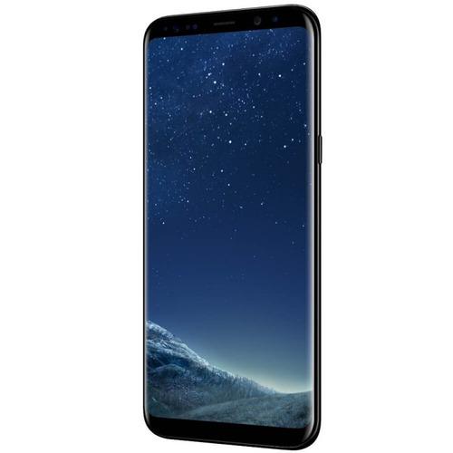 smartphone samsung galaxy s8 plus preto 6,2  câmera de 12mp