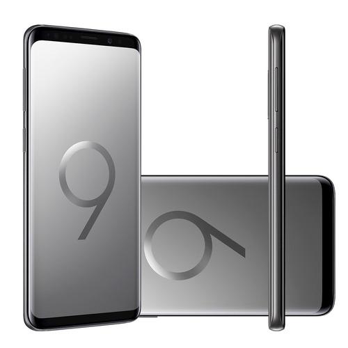 smartphone samsung galaxy s9 , 5,8  , 4g, 128gb memória, fr