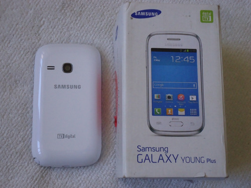 smartphone samsung galaxy young plus gt-s9293t