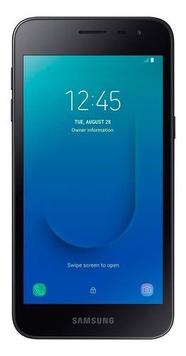 smartphone samsung j2 core, preto, j260m, tela 5 , 16gb, 8mp