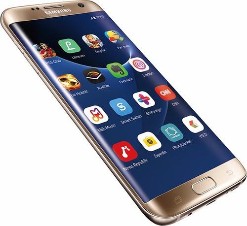smartphone samsung s7 edge octacore 4gb ram 32gb + casco vr