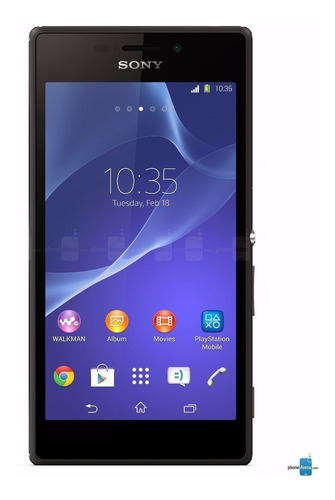 smartphone sony xperia m2 4.8 camera 8mp