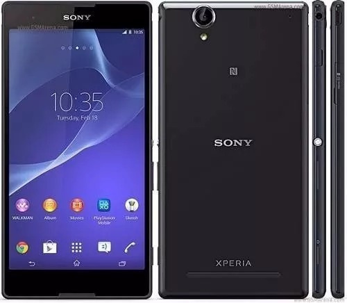 smartphone sony xperia t2 ultra d5322 dual chip-novo