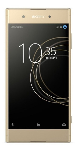 smartphone sony xperia xa1 plus 3gb/32gb - com nota fiscal
