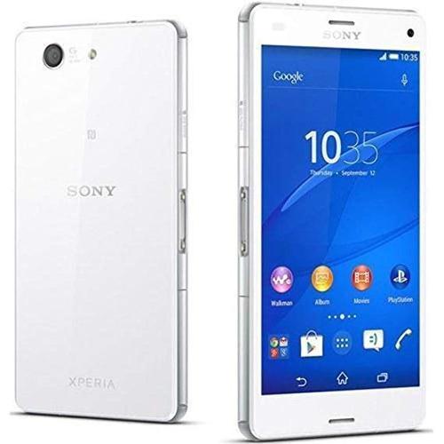 smartphone sony xperia z3 compact d5833 16gb - vitrine