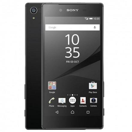 smartphone sony xperia z5 premium e6633 dual 32gb (preto)