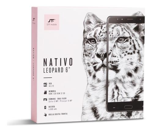 smartphone stf mobile nativo 4g con envío gratis