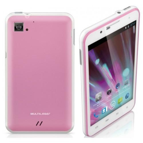 smartphone tablet multilaser nb022 agata pink