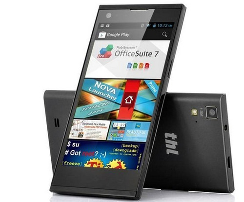 smartphone thl t100s octa core 1.7ghz mt6592 android 2gb ram