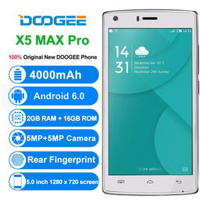 Smartphone X5 Max Pro Android 6 0 - 2gb Ram - 16gb Rom - 4g