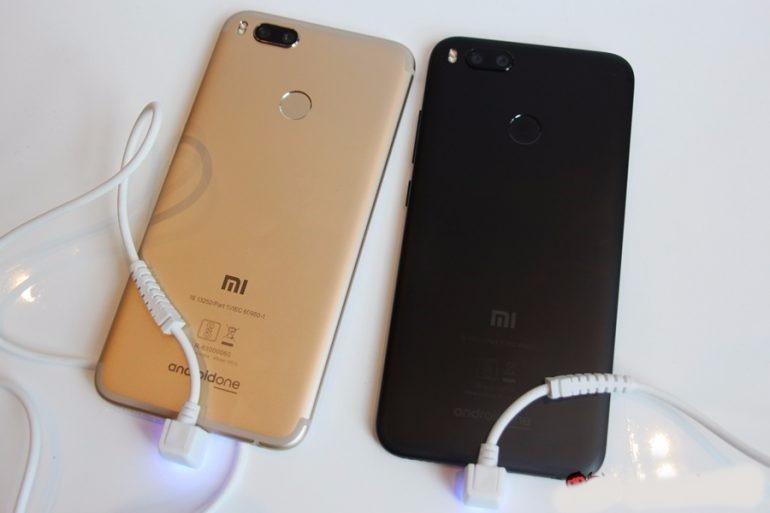 Celular Smartphone Xiaomi Mi A1 4gb Ram 64gb Memoria Novo