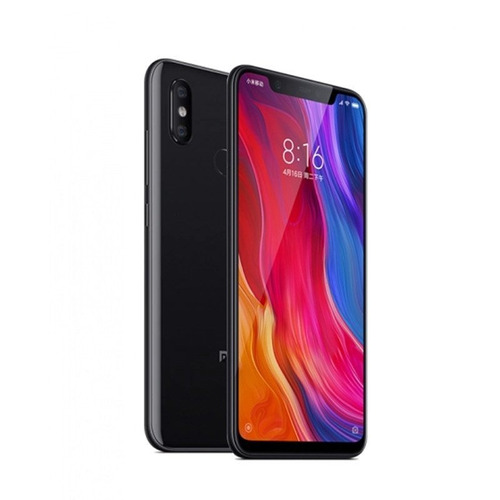 smartphone xiaomi mi 8 6gb ram 64gb octa core 20mp v global
