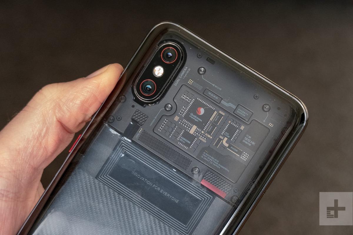 Xiaomi Mi 8 Pro Transparente Gadget To Review