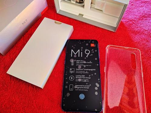 smartphone xiaomi mi 9 - 6gb ram - 64 armazenamento