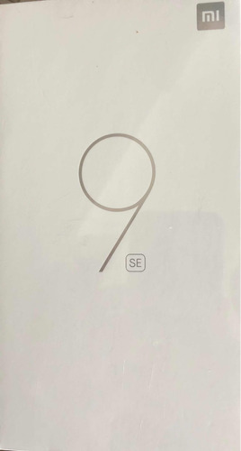 smartphone xiaomi mi 9 se dual sim 128gb de 5.97  lacrado !
