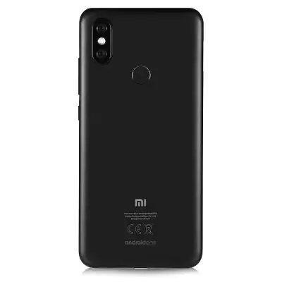 smartphone xiaomi mi a2 5,99 64gb 4g ram cam 20mp preto 4g