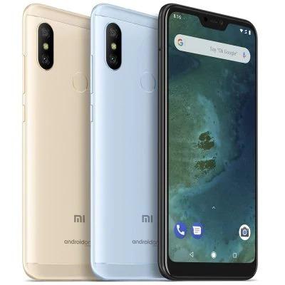 smartphone xiaomi mi a2 lite 4gb ram 64gb 4000mah 4g 5,84