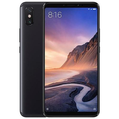 smartphone xiaomi mi max 3 dual sim 64gb - preto