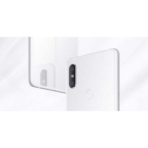 smartphone xiaomi mi mix 2s dual chip 64gb branco