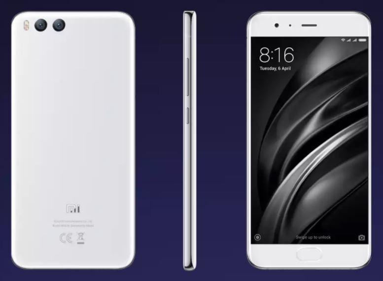 Smartphone xiaomi mi6 branco 64gb6gb mi 6 global verso r 1899 smartphone xiaomi mi6 branco 64gb6gb mi 6 global verso stopboris Gallery