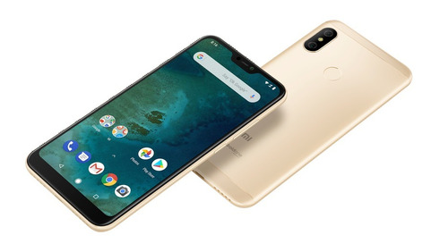 smartphone xiaomi mia2 lite 3gb ram 32gb 5.84 fhd remate
