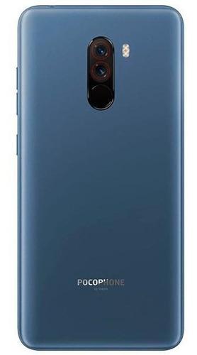 smartphone xiaomi pocophone f1 dual chip 128gb azul