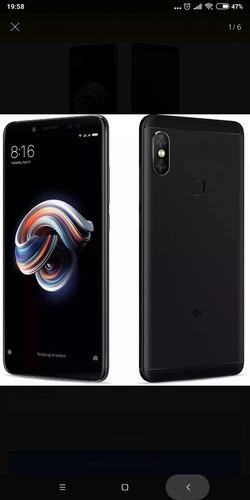smartphone xiaomi readmi note 5 novo 64gb