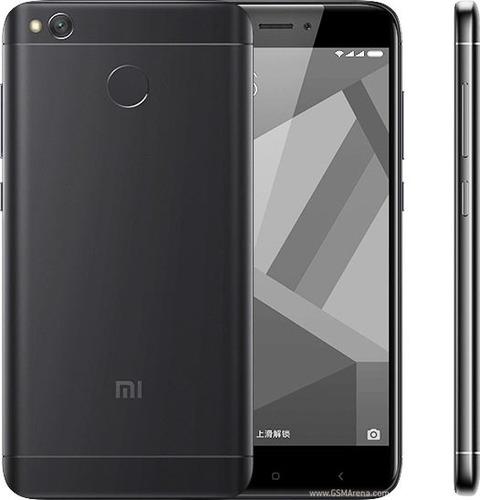 smartphone xiaomi redmi 4x dual chip 32gb 4g 13mp - preto