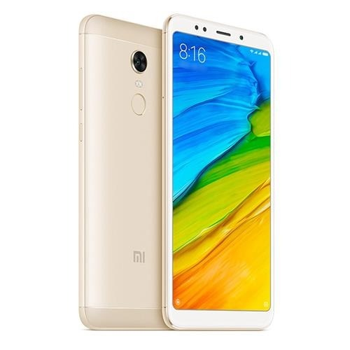 Smartphone Xiaomi Redmi 5 Plus 32gb Mem 3gb Ram Dual 4g