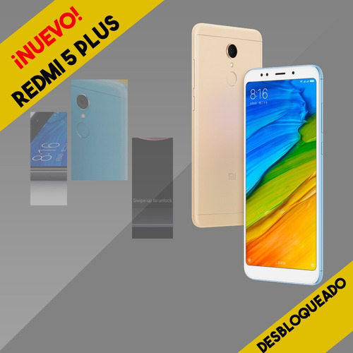smartphone xiaomi redmi 5 plus 4gb ram snapdragon