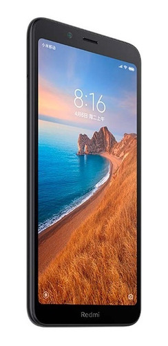 smartphone xiaomi redmi 7a preto, tela 5.45 , 2gb+32gb, dual